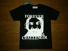 新品CHALLENGERチャレンジャーTシャツS黒FOREVER
