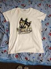 RCWB RODEO ロデオティシャツ フリーサイズ