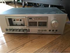 パイオニア ステレオ カセット DECK CT-115