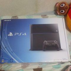 送料無料 PS4 1000 本体 500GB