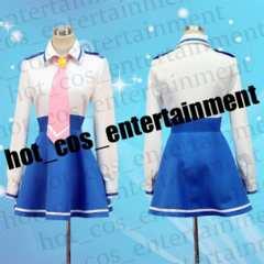 ☆スマイルプリキュア 星空みゆき 制服☆コスプレ衣装