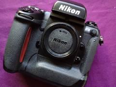 最強pro機Nikon.F5実写確認ずみ