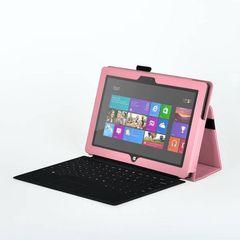 ★Microsoft Surface Pro/pro2 スタンドケース  ピンク