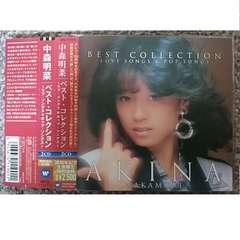 KF 中森明菜 BEST COLLECTION (ベスト コレクション)
