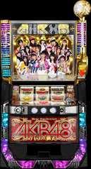 実機 AKB48 バラの儀式◆コイン不要機付◆