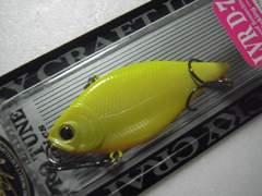 新品 ラッキークラフトUSA LVR D-7 パールレモン