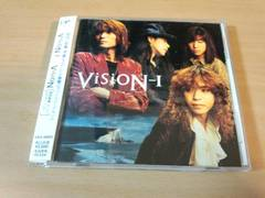 ヴィジョンCD「VisioN-I」VISION初回盤●