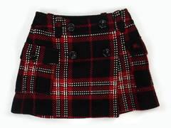 未使用バーバリーブルーレーベルホースマーク付スカート