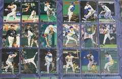カルビー プロ野球チップス 2000年 第1弾金サインコンプセット