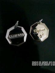ABISTE×Lipton・非売品ロゴメタルプレート金具9個セット