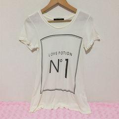 #ロゴTシャツ