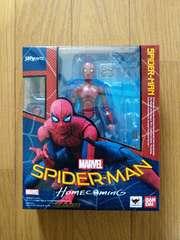 【未開封】S.H.Figuarts スパイダーマン ホームカミング フィギュアーツ