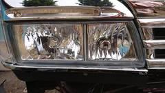 デコトラ、エルフ用キラキラヘッドライト左右セット