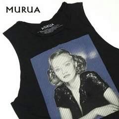 MURUA (ムルーア) レディース タンクトップL26