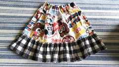 美品★ラブレボ  90�p  スカート