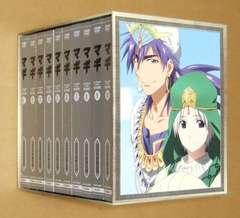 マギ 1期 DVD 限定版全10巻+収納BOX