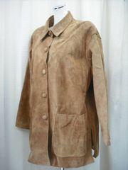 ★ゆったりしたオーダーメイドのレザージャケットです