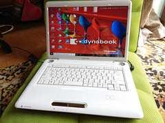 dynabook AX/53F Win10 120GB 2GB office