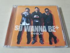 SGワナビーCD「RAINBOW」sg WANNA BE+ 韓国K-POP●