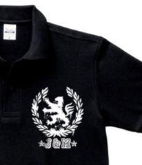 新品sale!J&M新作『EMBLEM』POLOシャツ