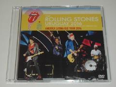 ROLLING STONES   URUGUAY 2016 DVD
