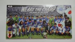 WE ARE THE CHAMP/THE WAVES サッカー 93年日本代表応援歌CD 新品