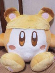 星のカービィ森のなかよしぬいぐるみBIG☆32×38�pワドルディ