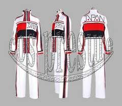 新テニスの王子様 U-17ジャージ 4点 セット◆コスプレ衣装