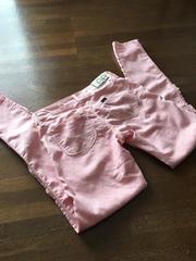 【LEE】レギンス大人ピンクスキニーパンツ細身可愛いコーデ