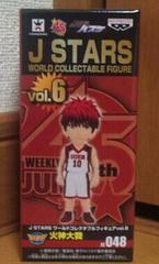 J STARS ワールドコレクタブルフィギュア vol.6 JS048 火神大我