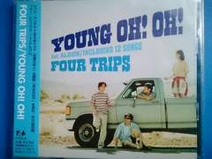 FOUR TRIPS YOUNG OH!OH! 帯付