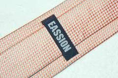 EASSION ネクタイ マイクロパターン柄 408289C1R1