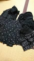 INGNI★ハートフリルミニスカート☆他4点まとめ売り