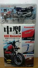 ★中型バイクメモリアル�@★カワサキZ400FX(紺)★