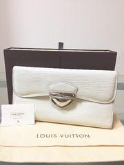 1円 ◆正規品◆ 美品 ◆ ルイヴィトン イヴォワール 長財布
