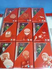 *DVD特典「サイボーグ009フィギュア9体セット」(E1)