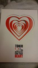TOKIO「20th Anniversary Live Tour HEART」DVD