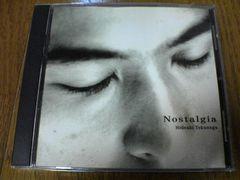 徳永英明CD Nostalgiaノスタルジア