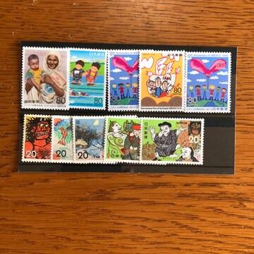 135送料無料記念切手500円分(80円.20円切手)