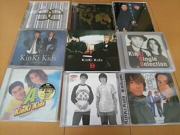 KinKi KidsのCD