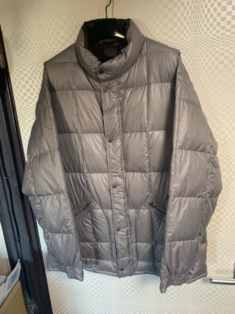 シンプルライフ ダウンジャケット L L美品  < 男性ファッションの