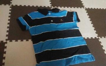 110 baby Gap 美品 半袖ポロシャツ
