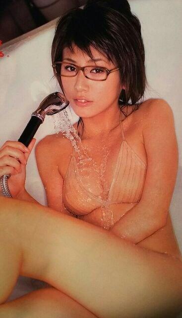 安めぐみ・森下千里【月刊アサヒ芸能エンタメ!】2006ページ切取