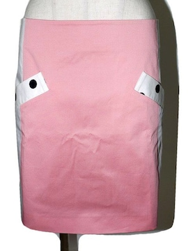 未使用 MOSCHINO CHEAP&CHIC モスキーノ スカート ピンク