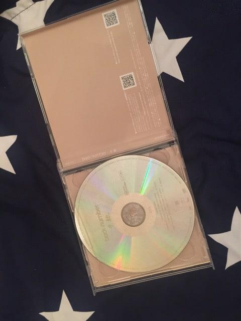 バックナンバー 手紙 初回盤 DVD付き < タレントグッズの
