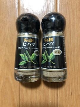 ☆S&B ヒハツ☆