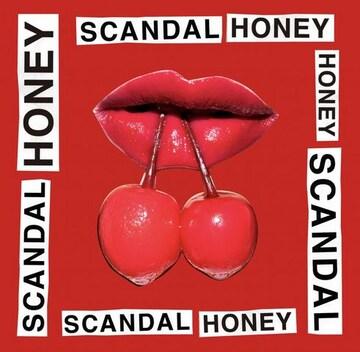 即決 SCANDAL HONEY 完全生産限定盤 (CD+Tシャツ) 新品