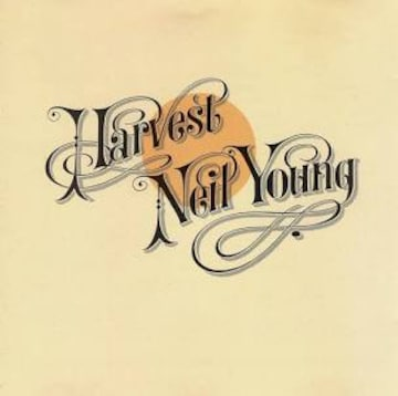 neil young harvest 国内盤