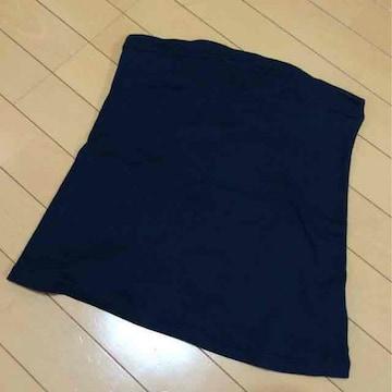 バーバリーブルーレーベル◆ベアトップシャツ◆ホースマーク紺38