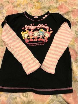 メゾピアノ長袖Tシャツ 130